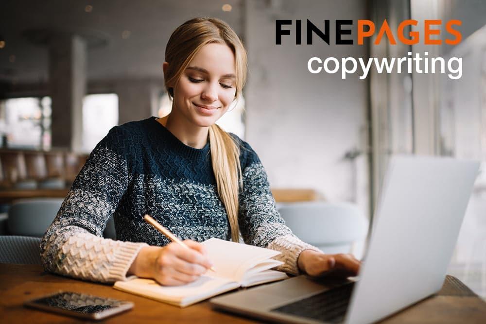 copywriting - pisanie tekstów na strony www